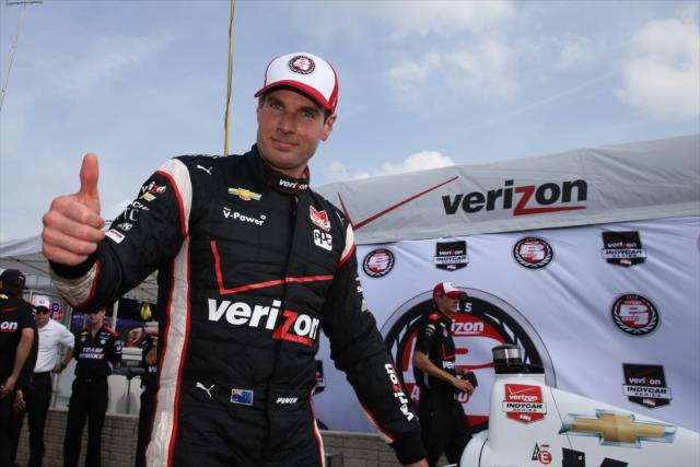 © IndyCar / Chris Jones - Power, en quête de la tête de championnat pour la mi-saison
