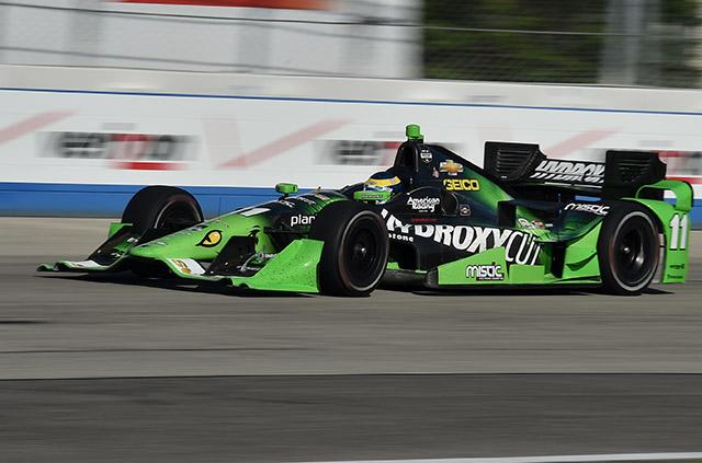 © IndyCar/C.Owens - 9 ans après, Bourdais retrouve la victoire à Milwaukee