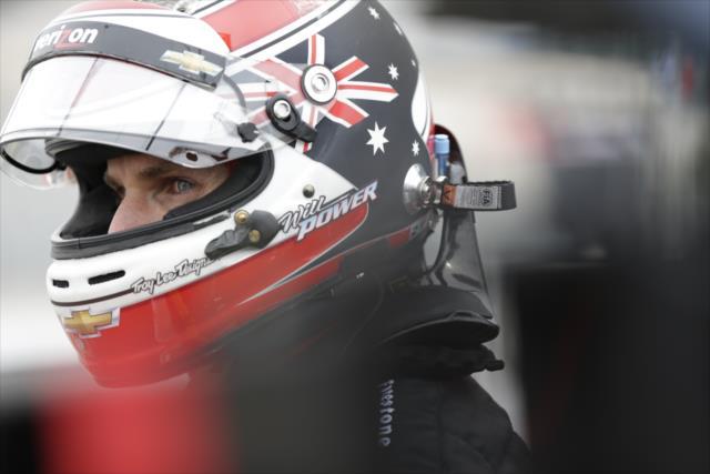 © IndyCar / Gritzmacher - Will Power, de nouveau imbattable en qualification