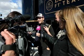 © Lotus - Romain Grosjean est déjà monté sur le podium en Hongrie