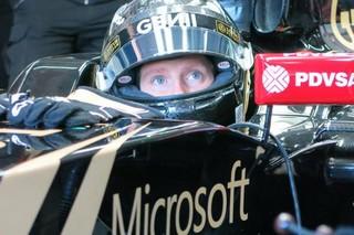 Grosjean a terminé la dernière journée en tête