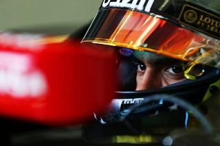 © Lotus - Maldonado espère une bonne performance à Monaco