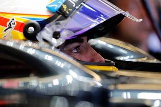 Alonso et Mclaren peinent à être performants ce week-end