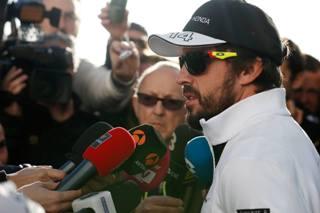 Premier rendez-vous en Europe pour Alonso et ses camarades