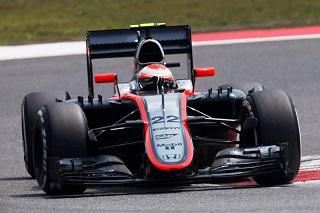 © McLaren - Jenson Button a de nouveau été accablé par sa mécanique en Hongrie