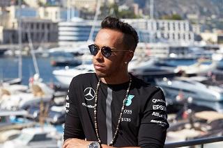 © Mercedes - Hamilton n'y arrive pas à Monaco !