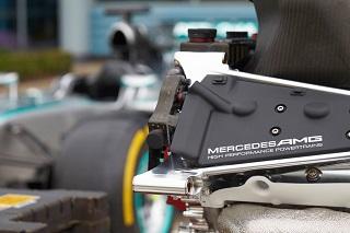 © Mercedes - Enfin des moteurs plus bruyants en 2017 ?