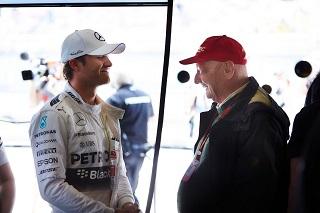 Deux générations de pilotes se font face