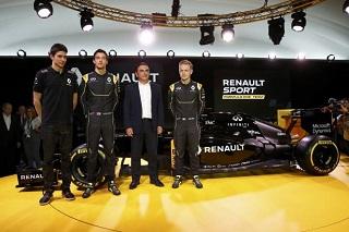 De nouveaux sponsors pour Renault