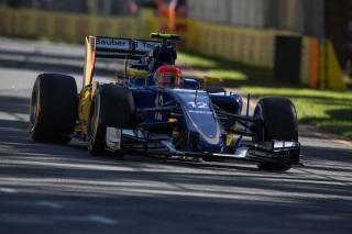 Felipe Nasr s'est fait remarquer par son accident lors de cette 3e séance d'Essais Libres
