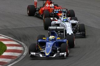 © Sauber - Les pilotes aimeraient pouvoir lutter sur la piste