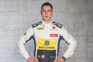 © GP2 - Marciello découvrira vendredi la Sauber C34