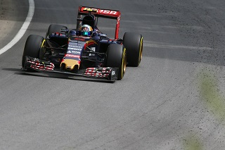 © Toro Rosso - Carlos Sainz peut-il viser le top 10 aujourd'hui ?