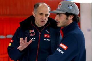 © Toro Rosso - Carlos Sainz s'est-il fait sermonner par Franz Tost ?