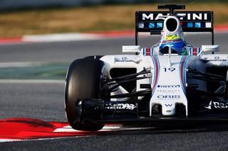 Massa est titulaire depuis 2002 en F1