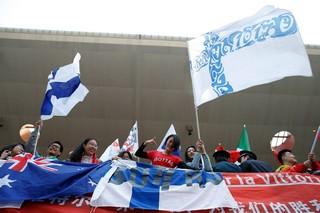 © Williams - Les fans finlandais sont déjà prêts !