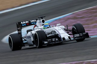 © Williams - Felipe Massa a souffert sur le tracé hongrois