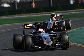 Force India : l'in�galit� en F1 menace gravement les �quipes ind�pendantes