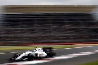 Un course d'attente pour Williams au Mexique