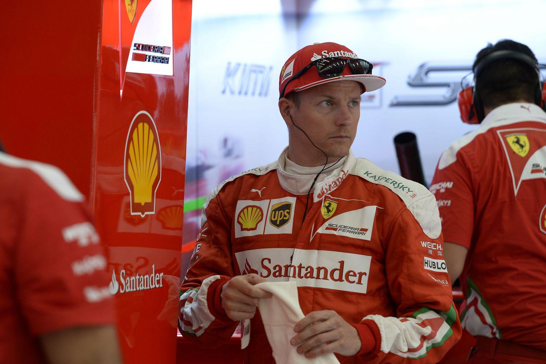 © Ferrari - Le Finlandais impérial en essais libre à Barheïn