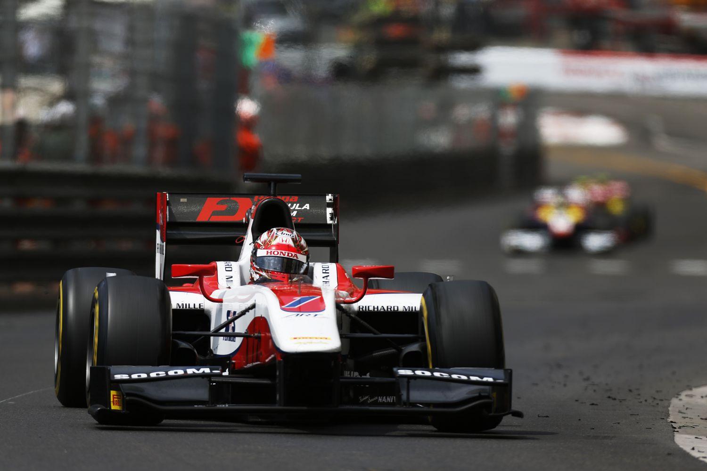 Seconde victoire en GP2 pour Nobuharu Matsushita