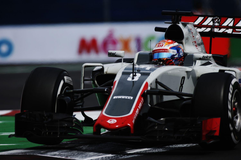 Romain Grosjean avait hâte d'en finir avec le Mexique