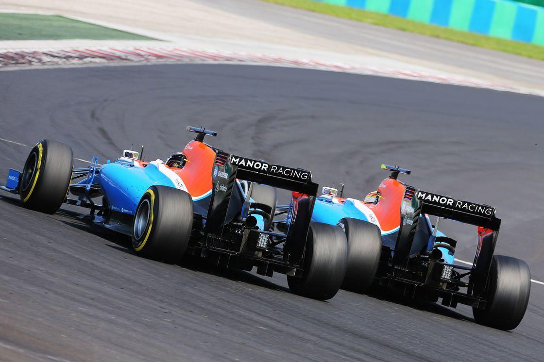 Les deux Manor classées, mais week-end amer pour Esteban Ocon