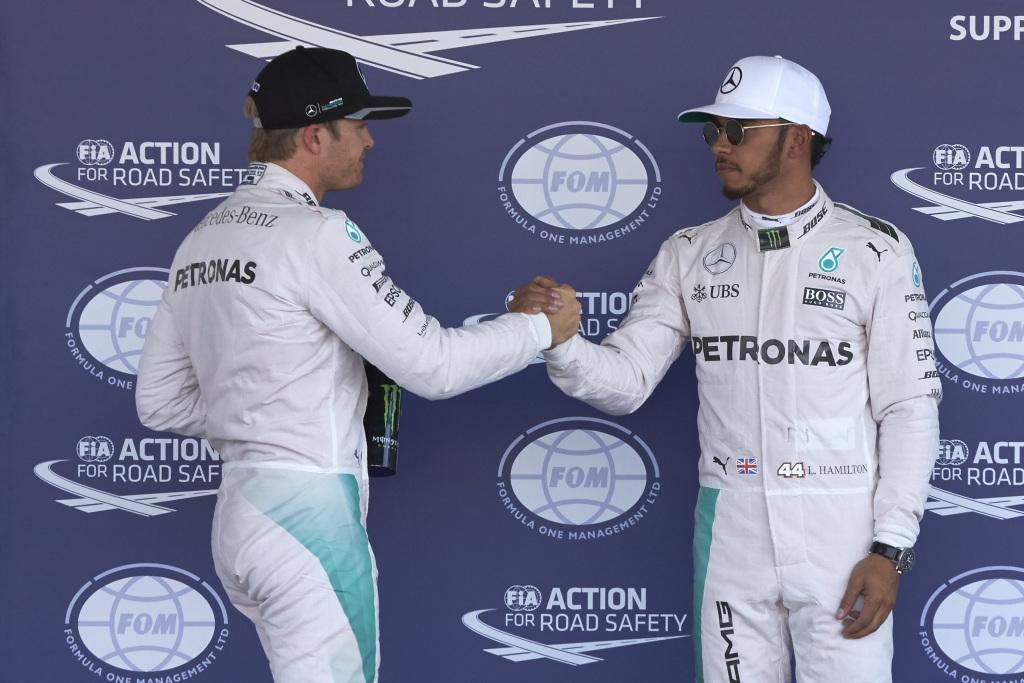 © Mercedes - Plus qu'une course pour savoir qui sera le champion du monde 2016