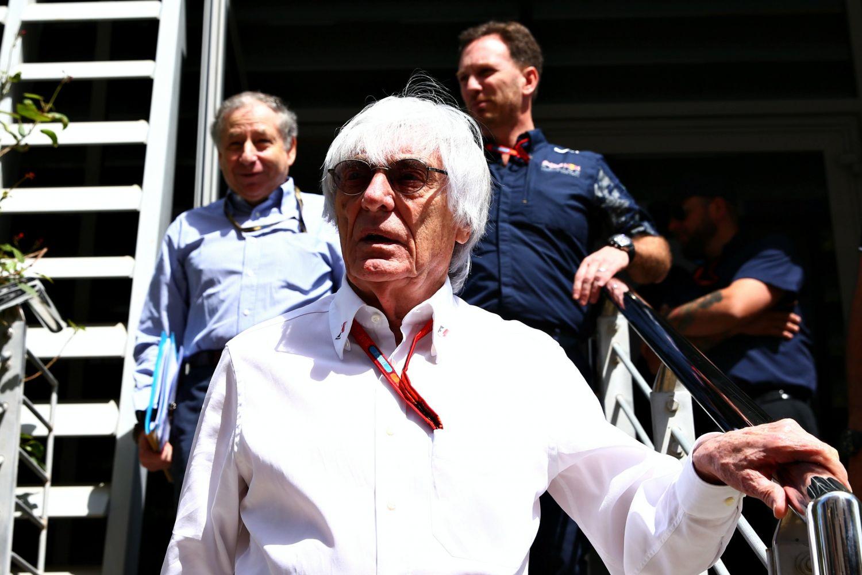© Red Bull - Ecclestone rompt le silence