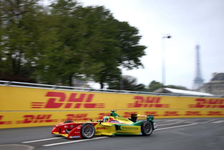 © ABT Formula E Team - Lucas di Grassi triomphe à Paris !