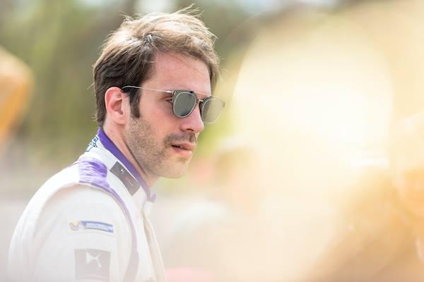 © DS Virgin Racing Formula E Team - Jean-Eric Vergne a portée les couleurs françaises de la marque DS sur le podium de l'ePrix de Paris