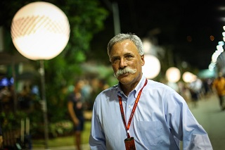 © F1 - Chase Carey va observer du bout de ses moustaches avant d'agir