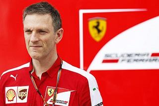 © Ferrari - James Allison va désormais porter le gris de Mercedes