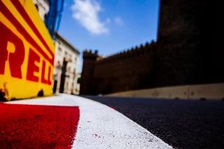 © Ferrari - Les jeux sont faits pour Bakou