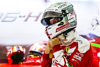© Ferrari - Vettel gagnera-t-il le titre avec Ferrari ?