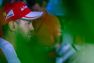 © Ferrari - La FIA s'est montré clémente avec S. Vettel