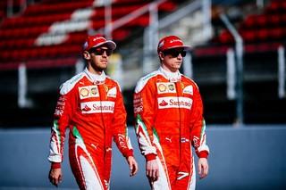 © Ferrari - Vettel et Raikkonen vont devoir gagner, et vite !