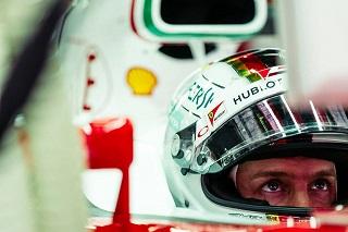 © Ferrari - Vettel et Ferrari dominent les Mercedes