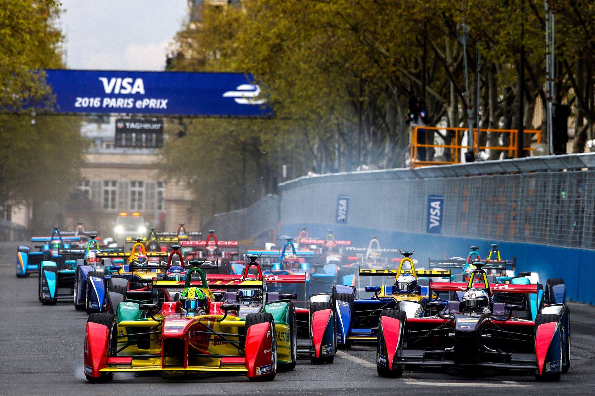 © FIA/Formule E - Lucas di Grassi creuse son avance en tête du classement général des pilotes