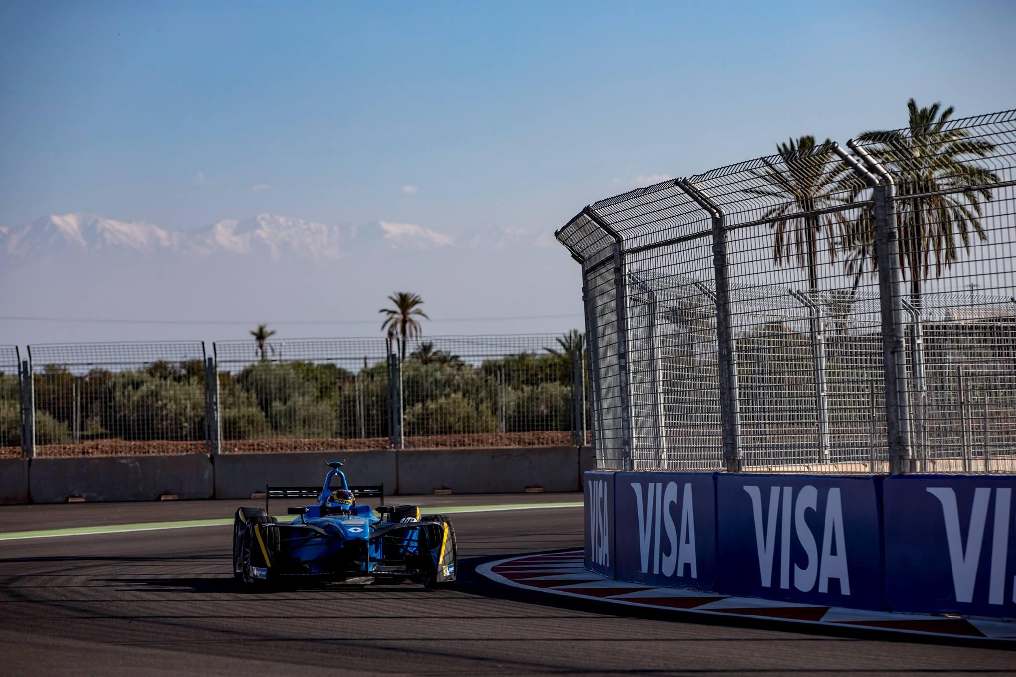 © Fia/Formula E - Sébastien Buemi double la mise avec cette victoire marocaine !