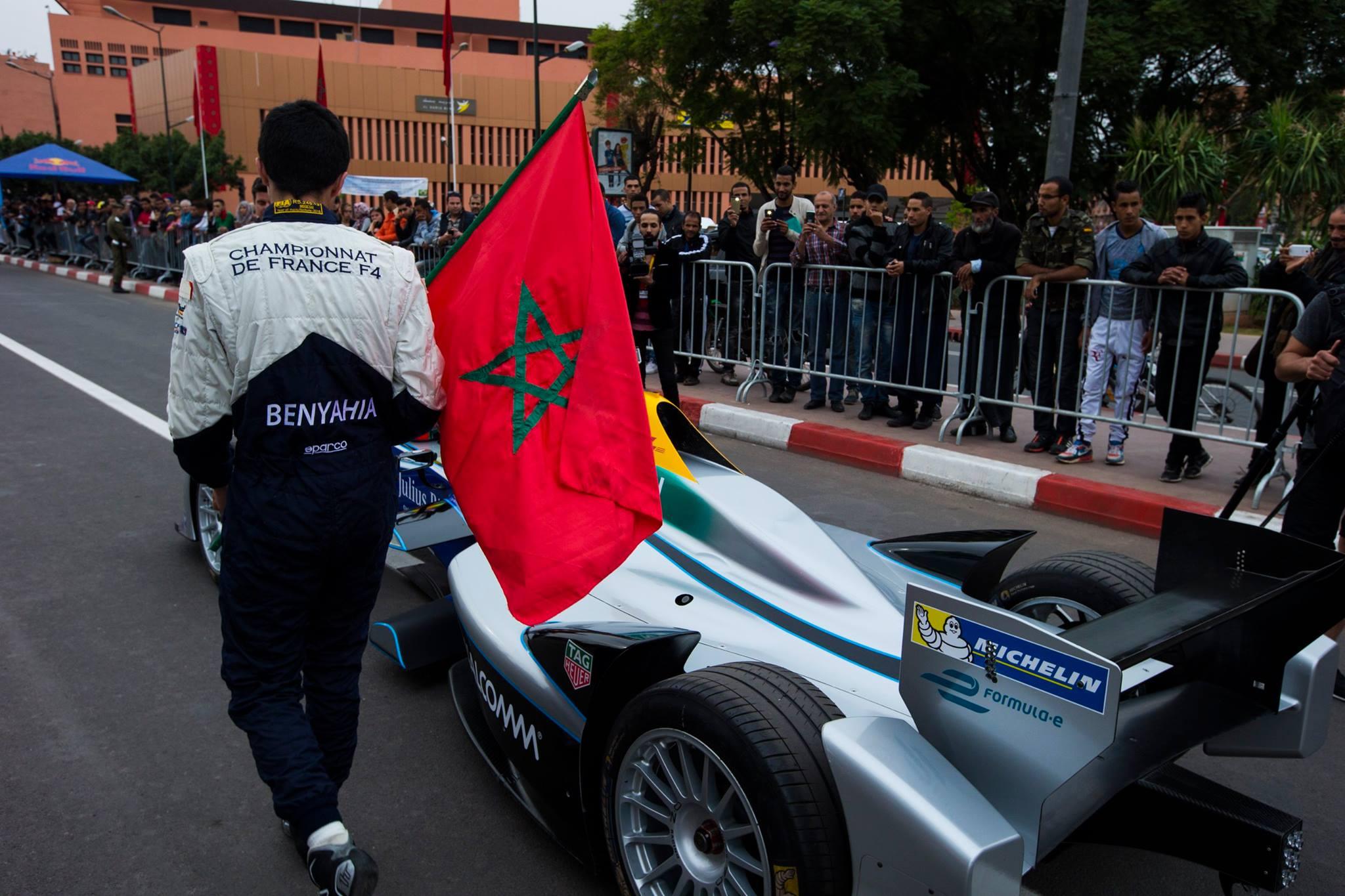 © Fia/Formula E - Grande première à Marrakech ce samedi !