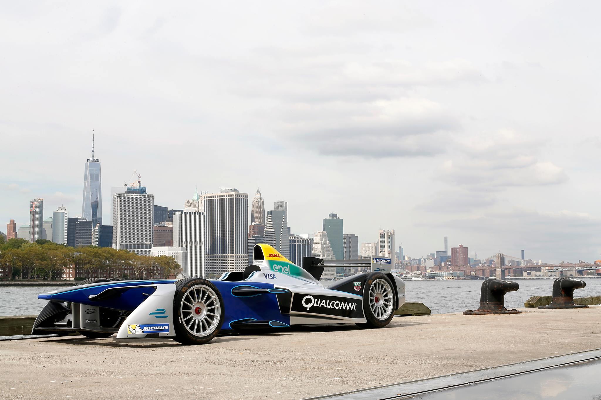 © Fia/Formula E - La saison 3 promet beaucoup, notamment avec une manche à New York !