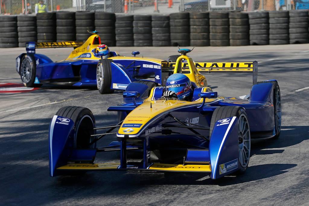 Nico Prost et Sébastien Buemi sont quant à eux les grands perdants de cet ePrix de Long Beach.