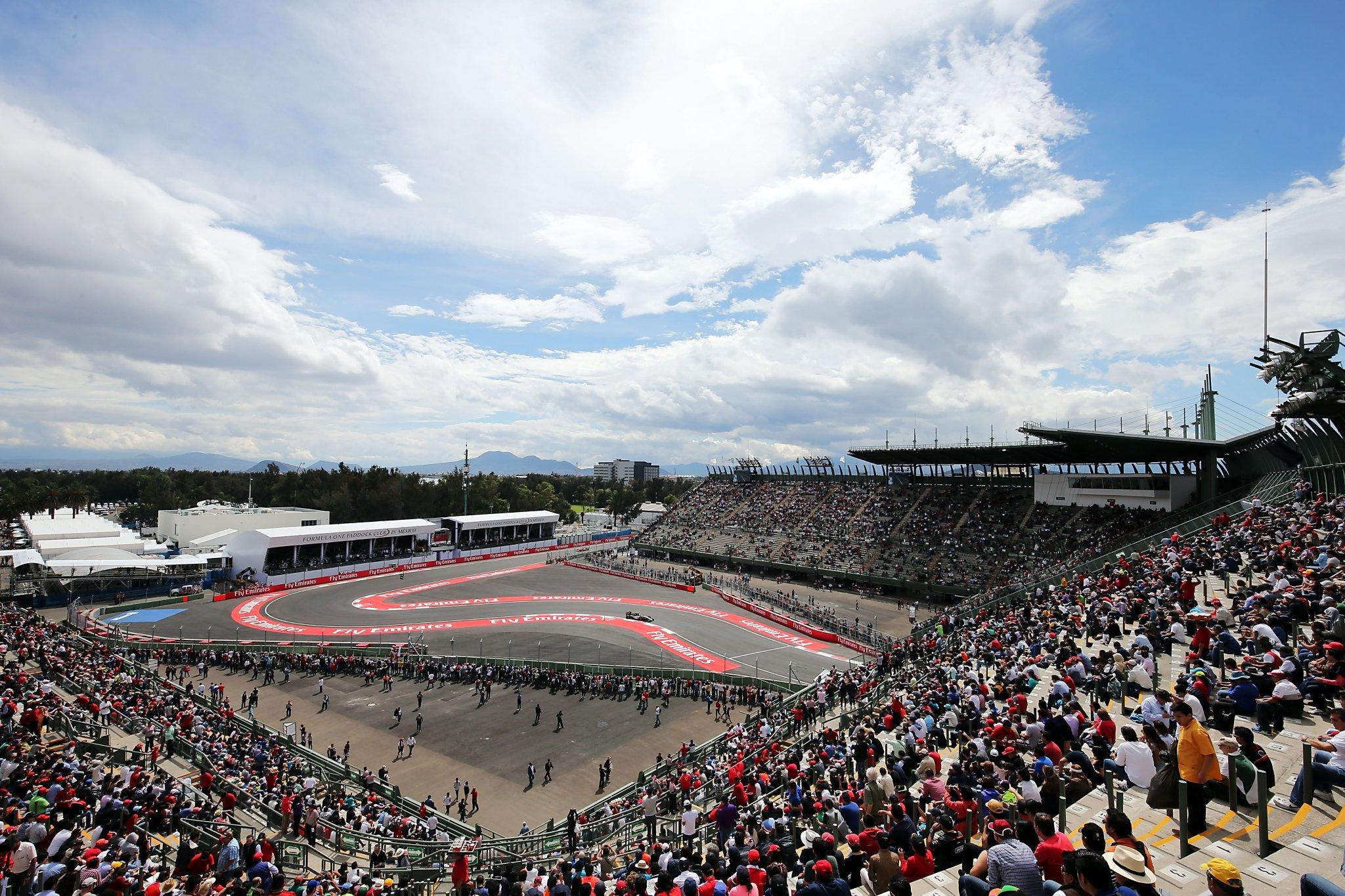 © Force India - La F1 retrouvera bien Mexico cette année.
