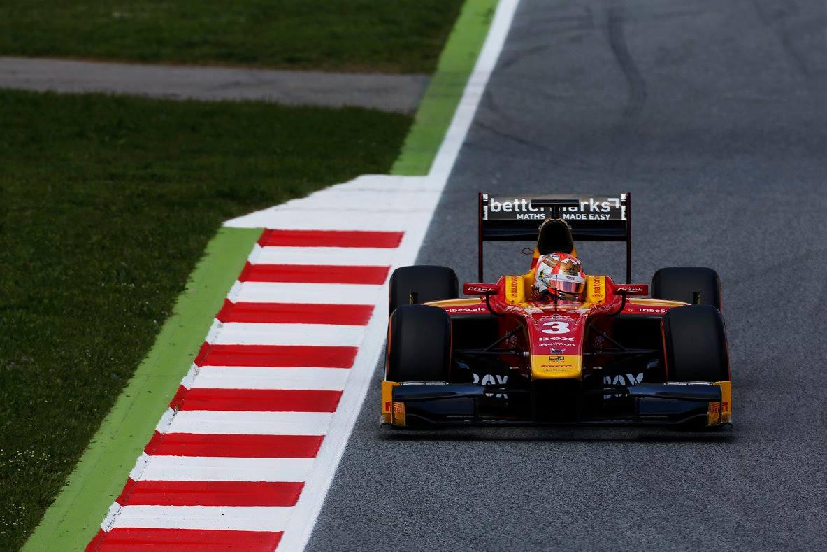 © GP2 Series - Norman Nato ouvre son compteur en remportant sa première course de GP2 Series !