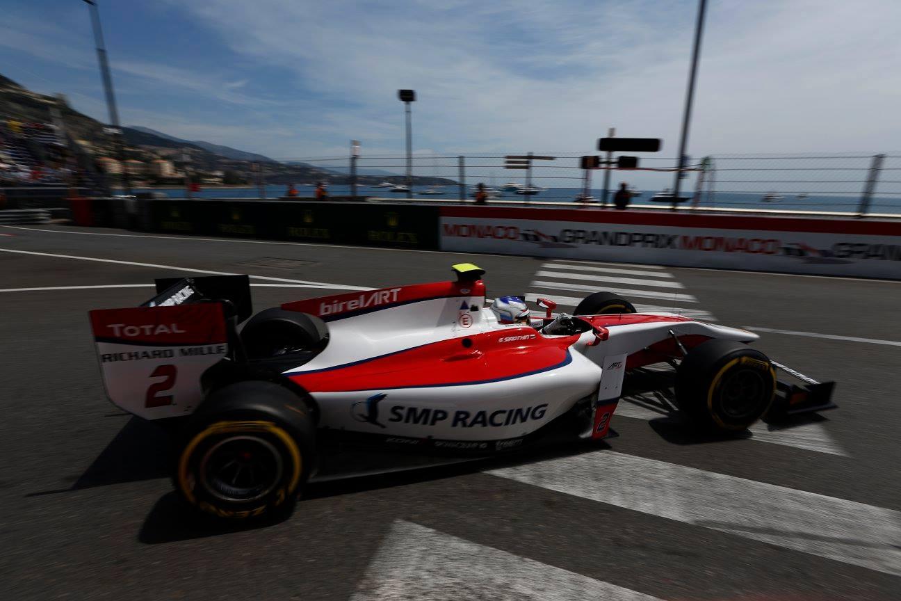 Sergey Sirotkin se place idéalement avec cette pole-position acquise à Monaco