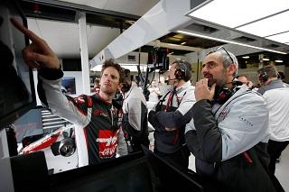 Romain Grosjean ne comprend pas le fonctionnement de sa monoplace