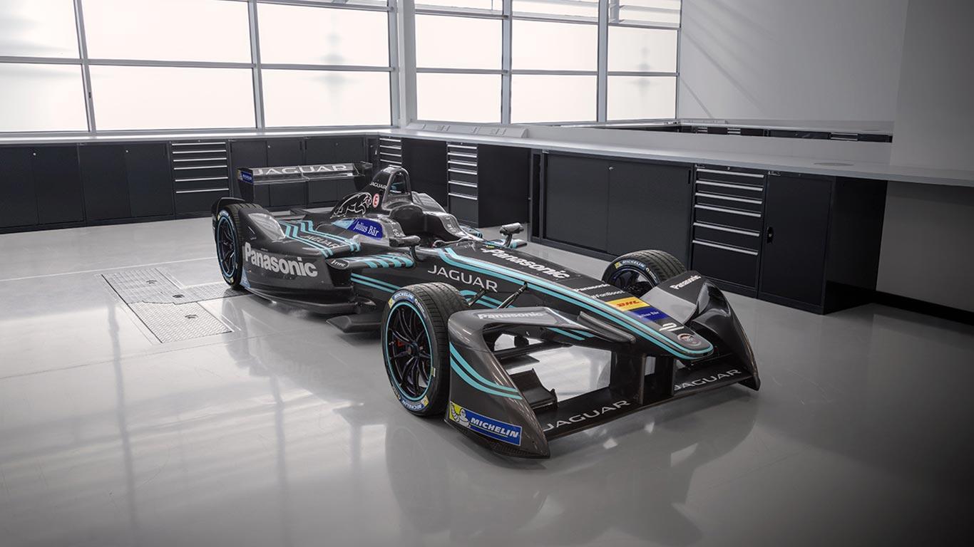 © Jaguar - Le grand saut en Formule E pour la belle anglaise