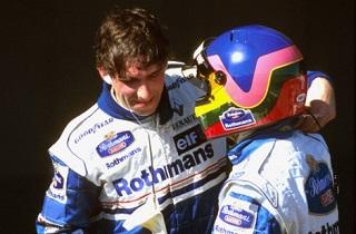 © Lat - Le duel inatendu entre Hill et Villeneuve en 1996