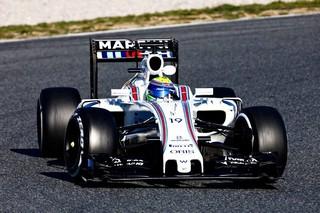 Williams reprend quelques points à Force India